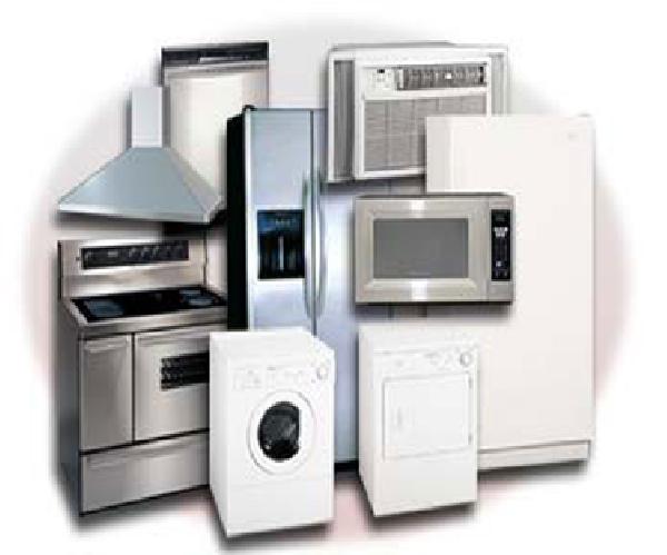PNG Home Appliances Clipart