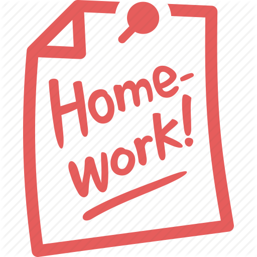 Homework Png Transparent image #12133