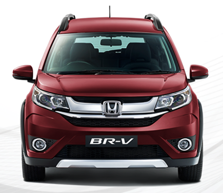 Honda Brv Front View image #46908