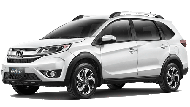 Honda Brv Sports Car White PNG Photo