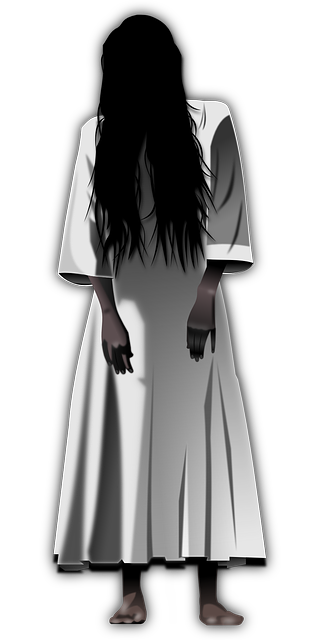 Horror Woman Png image #27426