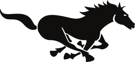 Horse Silhouette Icon image #26452