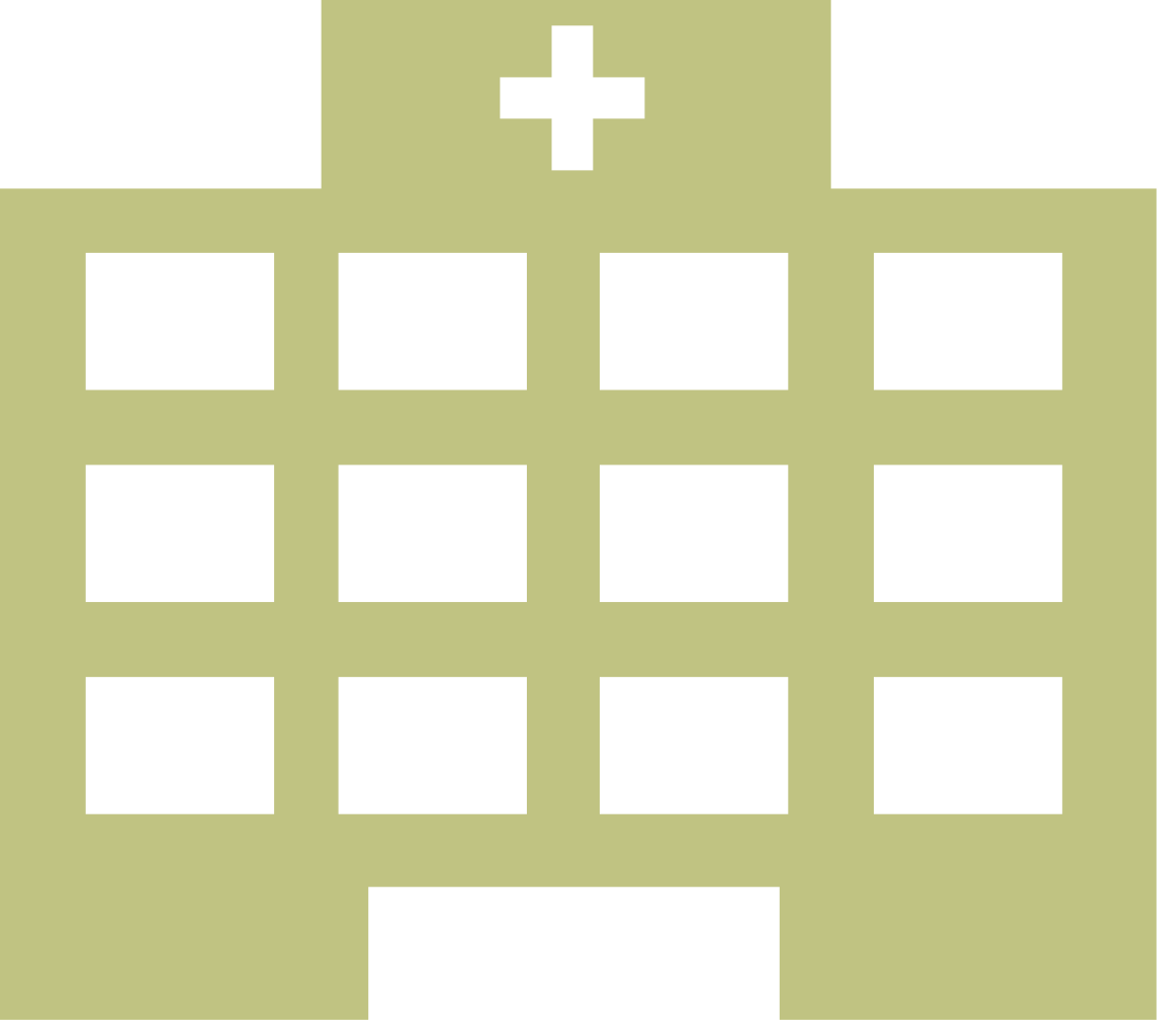 Hospital Green Icon image #7309
