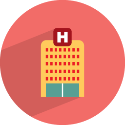 Icon Hospital Vector image #7305