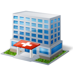 Hospital Drawing Vector image #7313