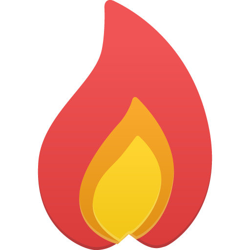 Hot Fire Icon image #46878