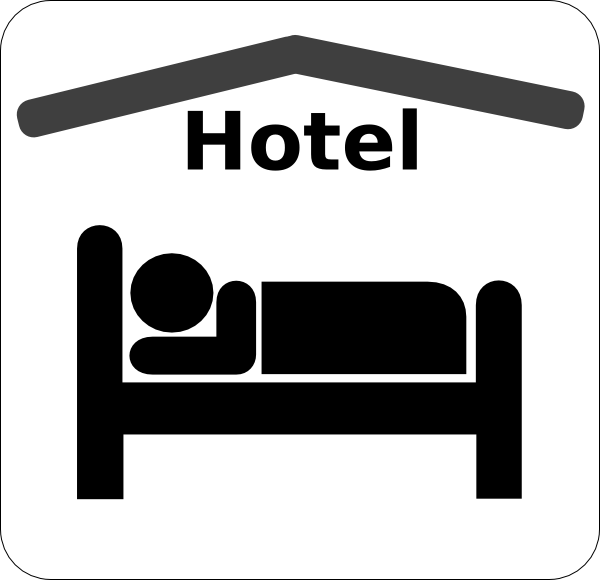 Hotel Bed Icon Png image #21009
