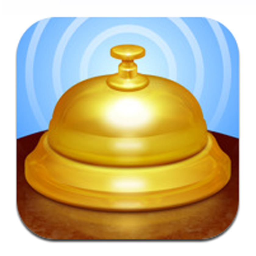Hotel Reservation Icon image #29781