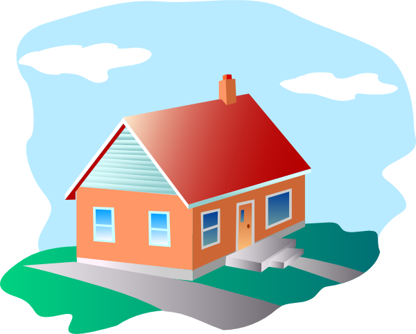 House Dream Clipart