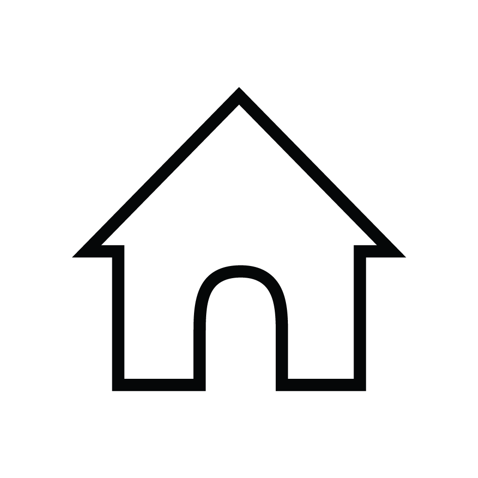 House Icon White Png Transparent Background Free Download 2598 Freeiconspng
