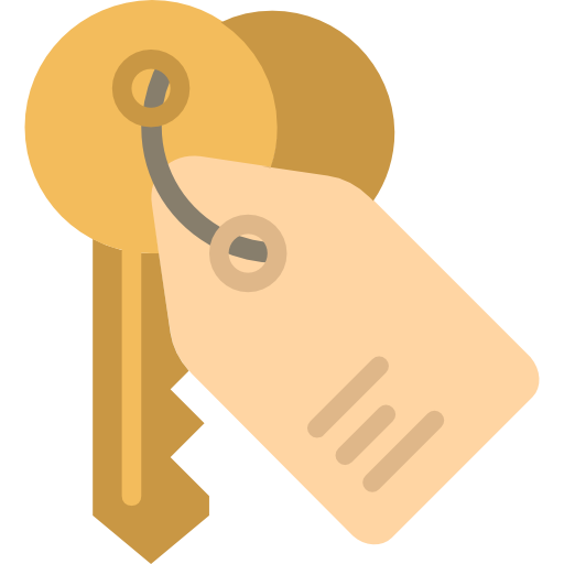 house key. Free Icons Png: House Key Security