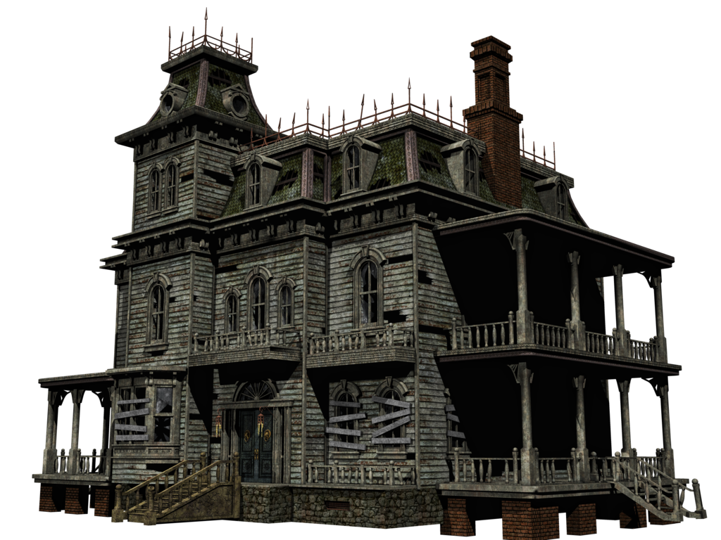 House Png Haunted House 06 Png Stock By image #199