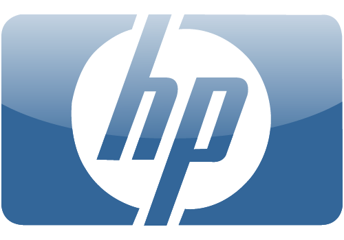 Drawing Vector Hp Logo