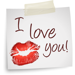 I Love You Icon image #10016