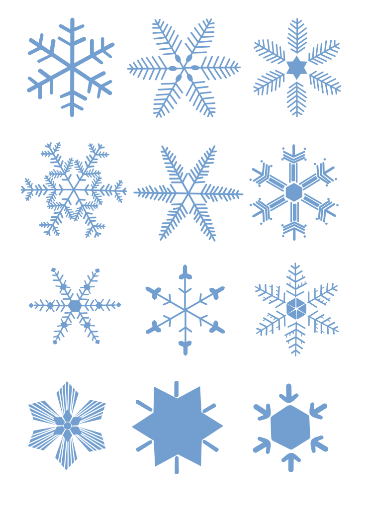 ice, crystal, snowflakes png