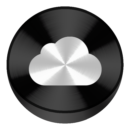 Icon Icloud Library image #22529