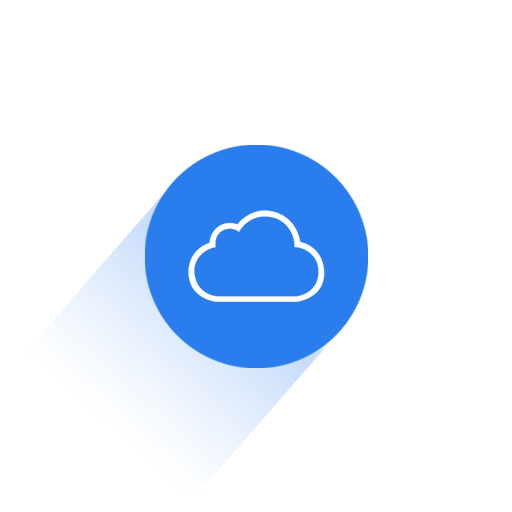 Icloud  Icon Library image #22523