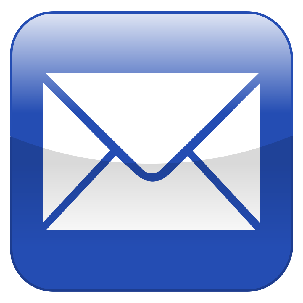 icon email icon clip art at clker com vector qafaq e mail icon trace  0 - شبکه