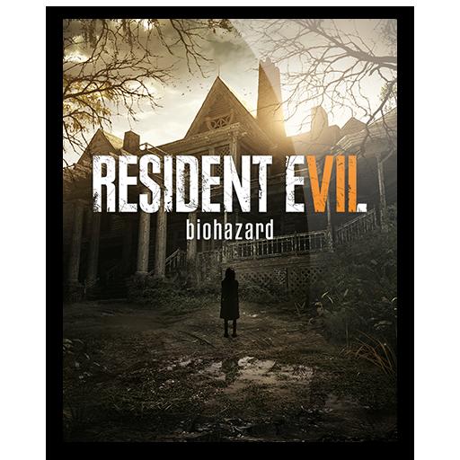 Icon Resident Evil 7 Biohazard