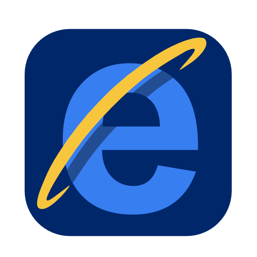 Free High-quality Internet Ie Icon image #13476