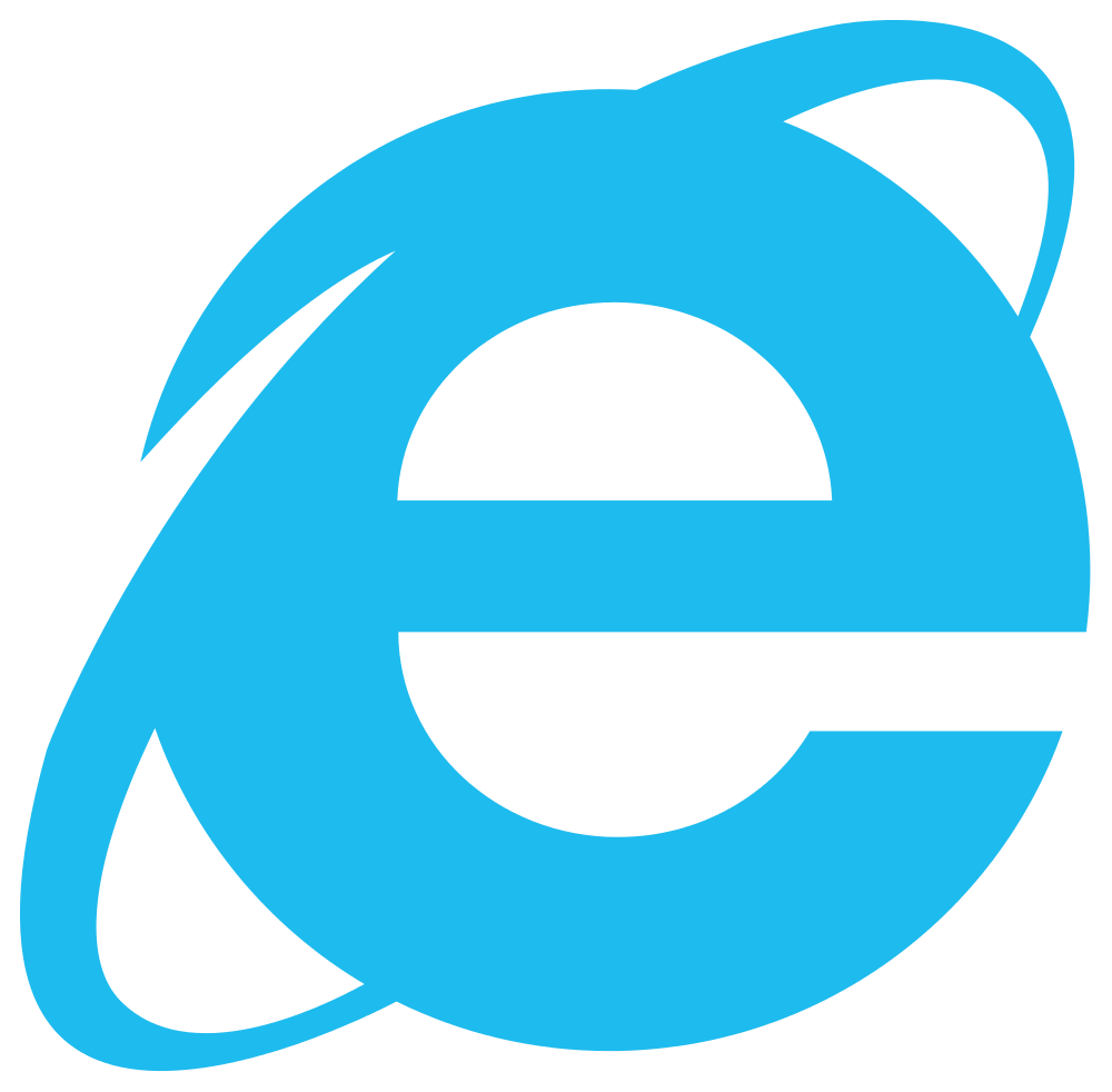 Ie Logo Png Icon image #13495
