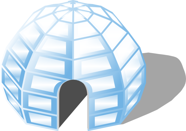Png Format Images Of Igloo image #33773