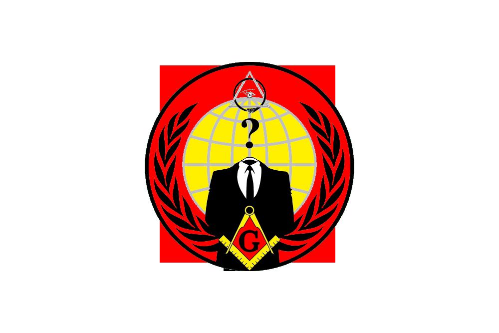 Illuminati Vector Drawing