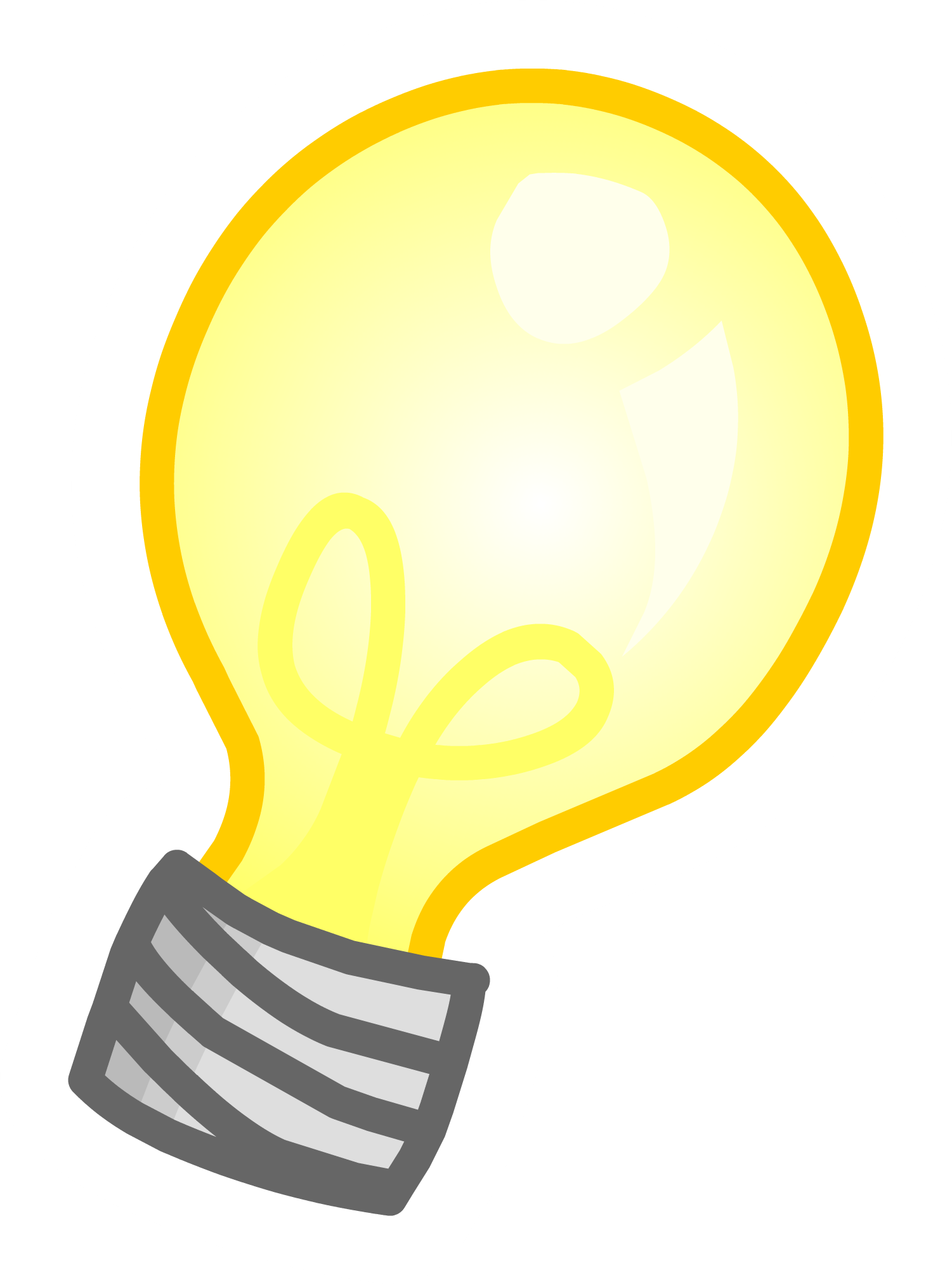 Image   Light Bulb Pin.PNG   Club Penguin Wiki   The Free, Editable  image #841