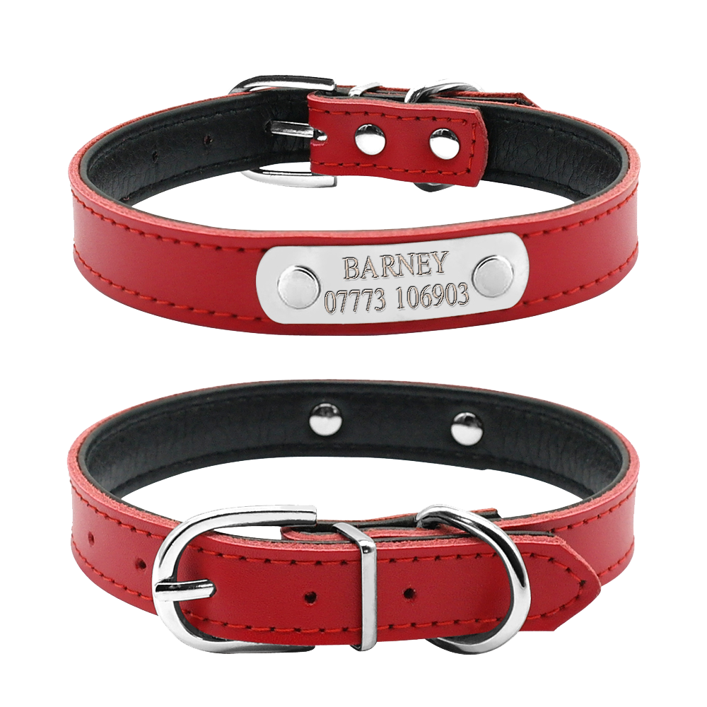 Image Great Dog Collar Red