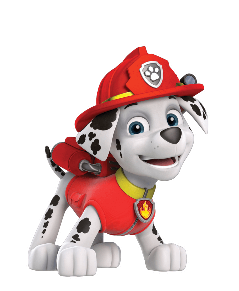 Image Marshall Paw Patrol Png 41897 Free Icons And Png