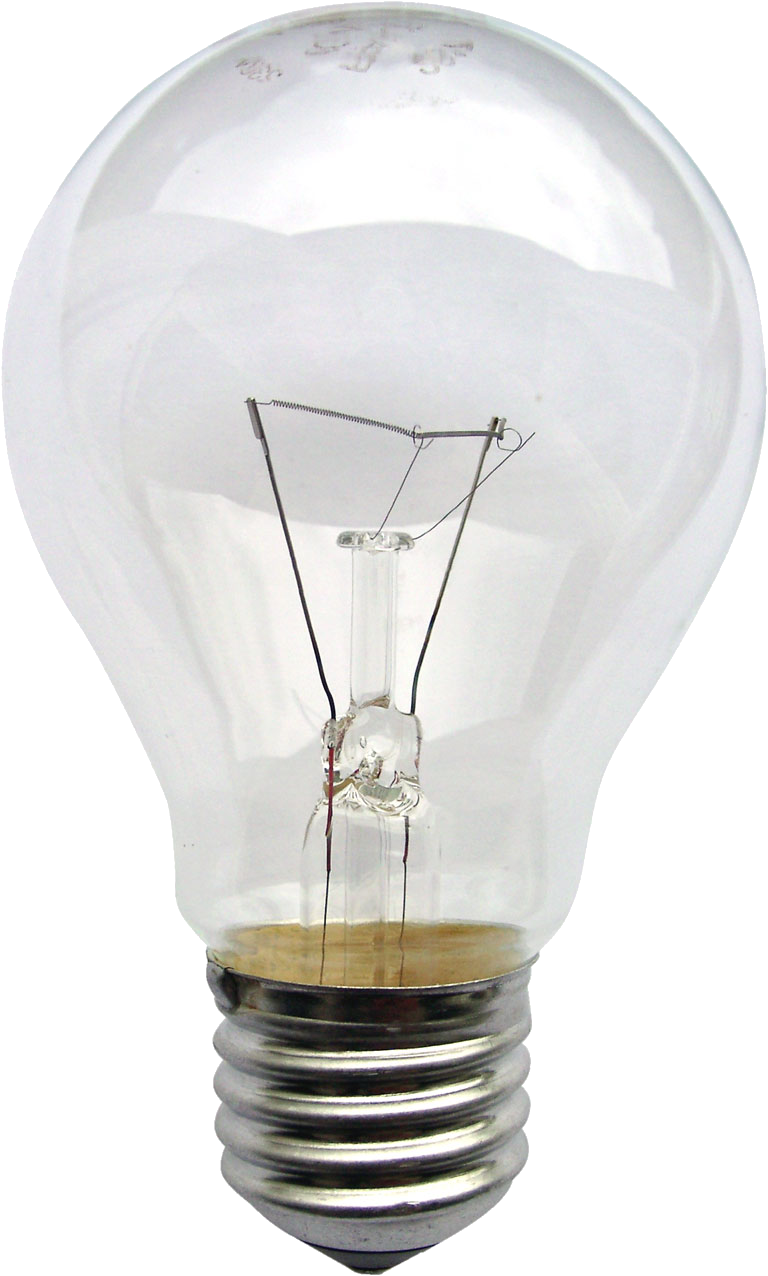 Incandescent Light Bulb image #850
