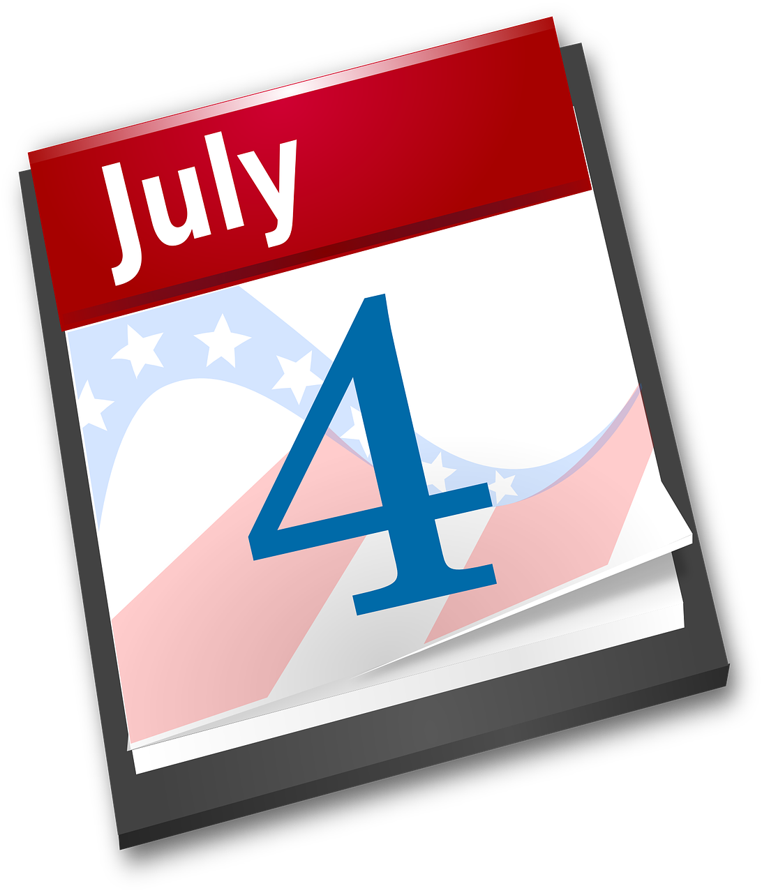 Independence Day July 4th Png image #43019