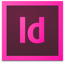 Vector Indesign Logo Drawing