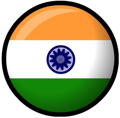 Icon Transparent Indian Flag