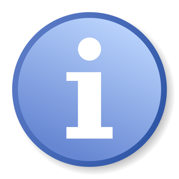 Info Png Icon image #23825