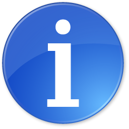 Free High-quality Information Icon image #6066