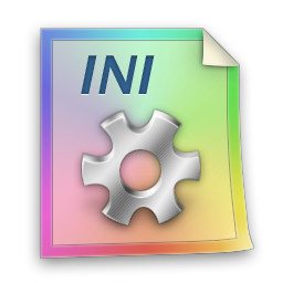 Ini File Save Icon Format