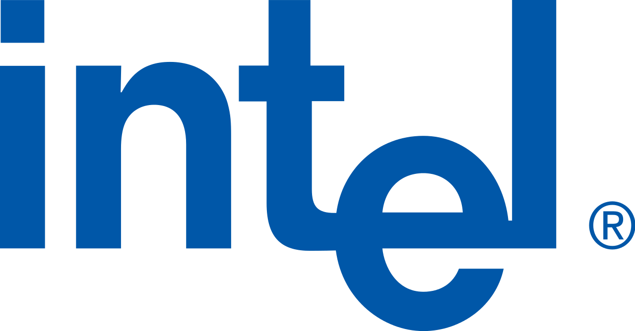 Transparent Background Intel Logo image #11629