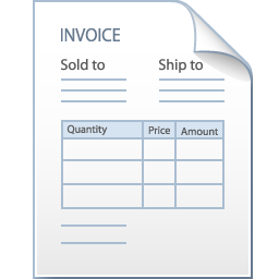 Invoices Png Icon Download