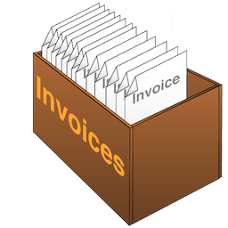 Free Invoices Vector image #18822