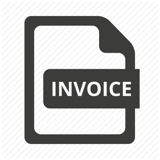 Icon Invoices Png 18810 Free Icons And Png Backgrounds