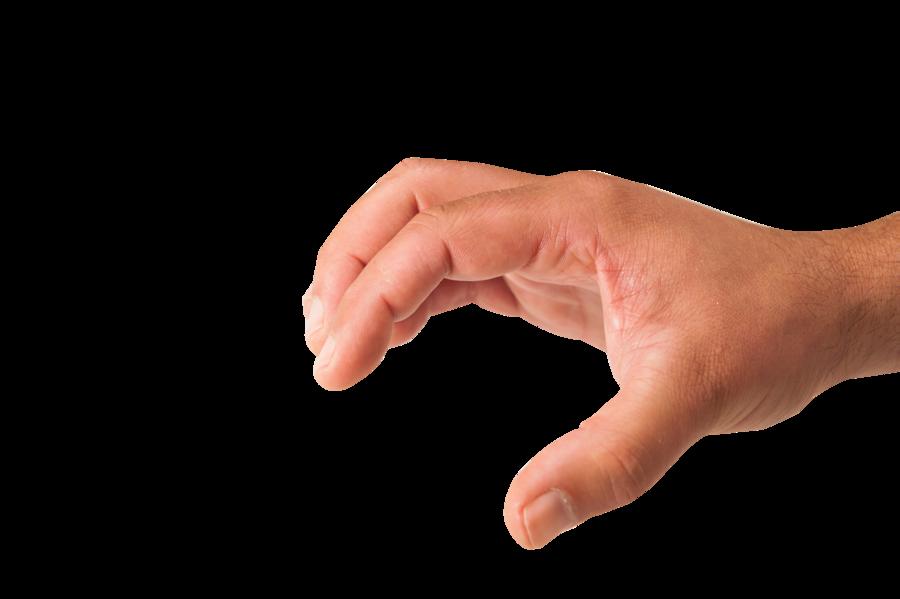 ipad hand gesture png