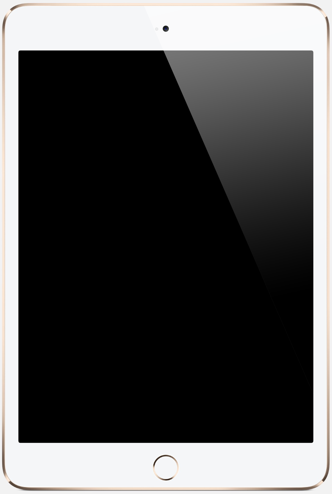 Ipad Transparent PNG