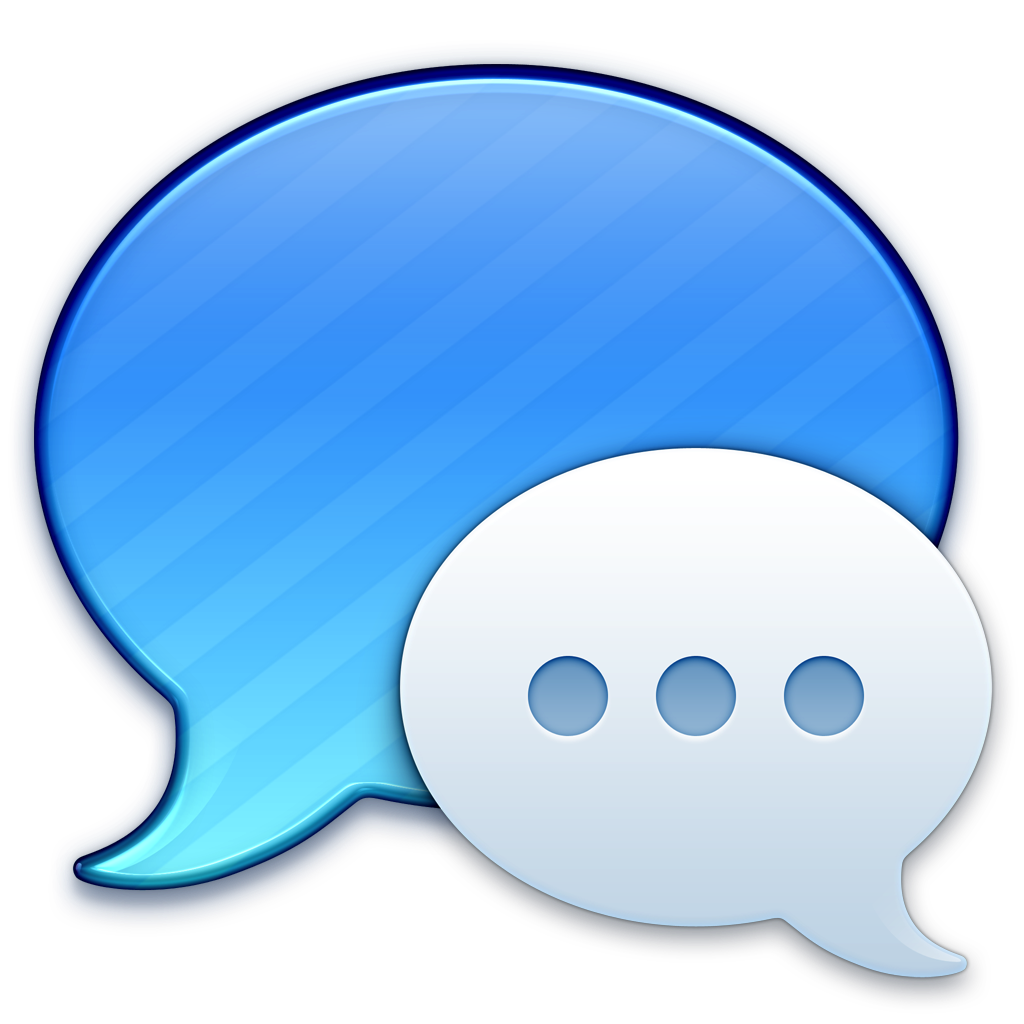 Iphone Message Icon Png image #19017