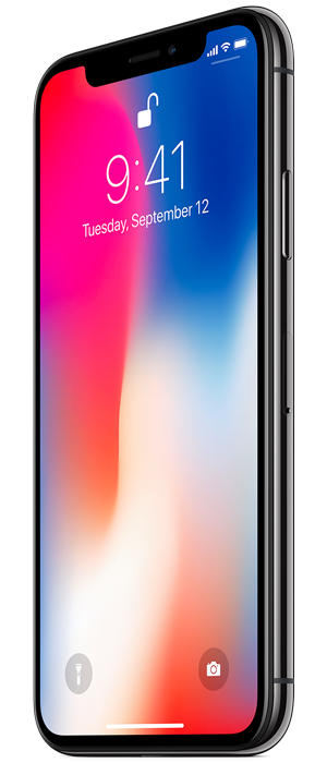 iPhone X and iPhone 8 png