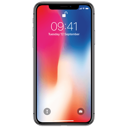 iPhone X OS Apple png