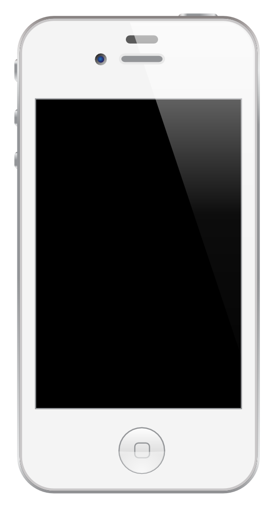 IPhone4 Icon Png image #19019