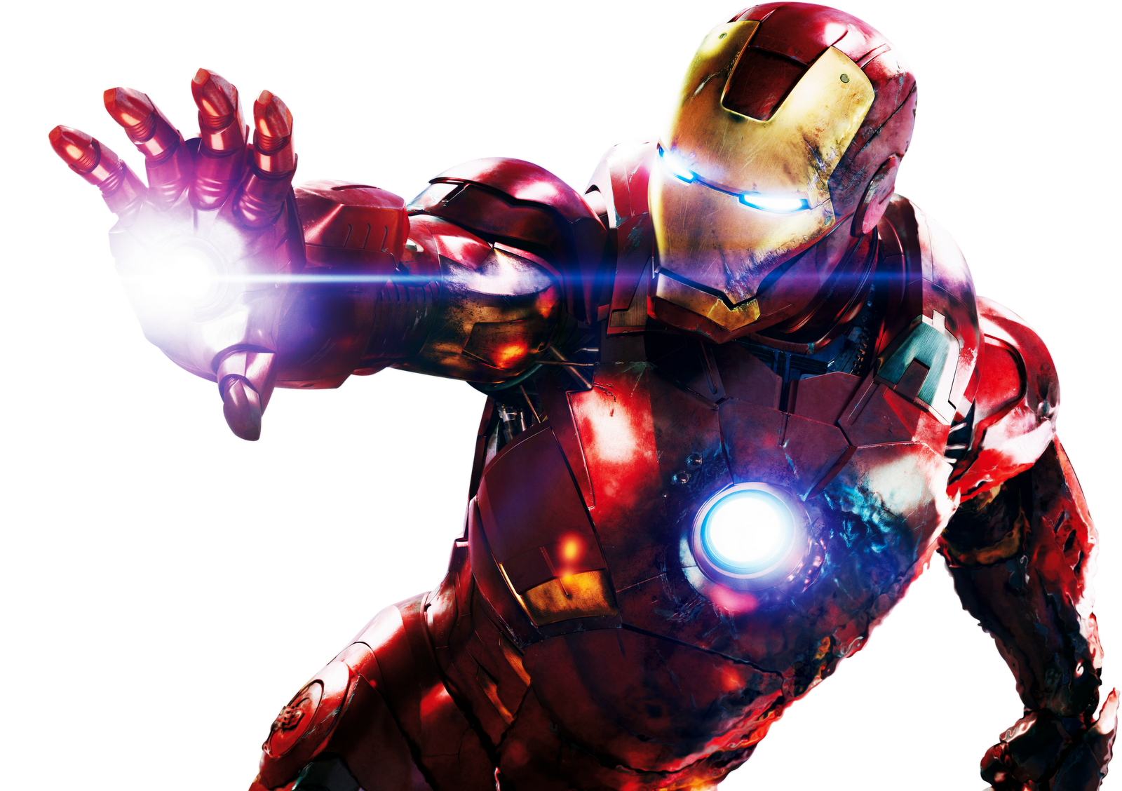 Use These Iron Man Vector Clipart