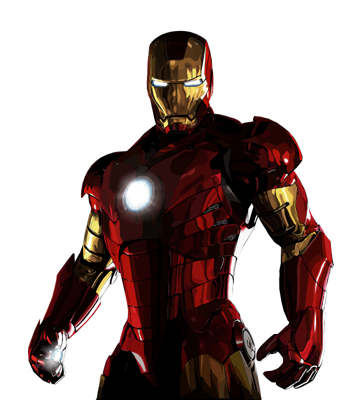 Download For Free Iron Man Png In High Resolution image #13133