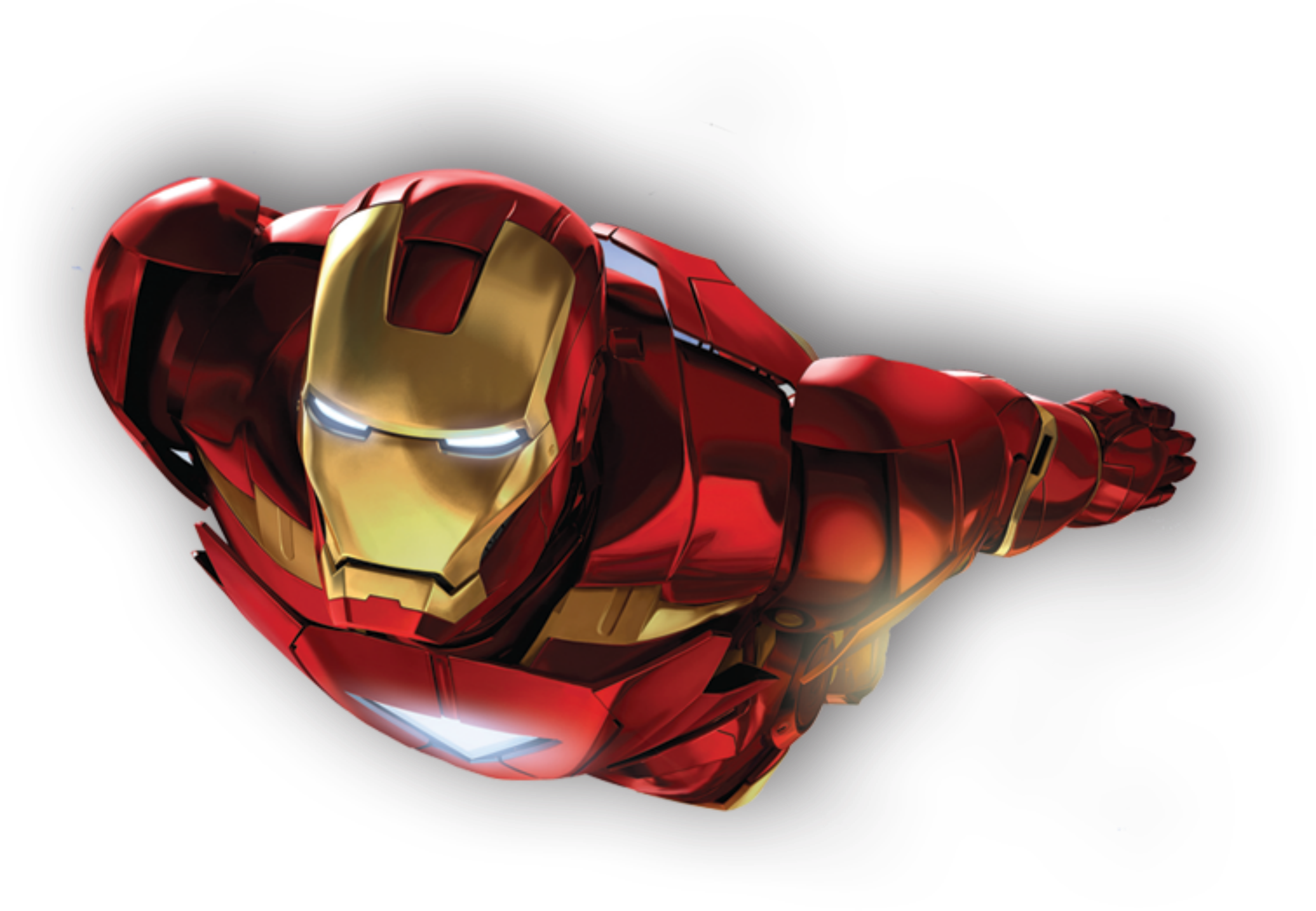 Png Iron Man Vector image #13135